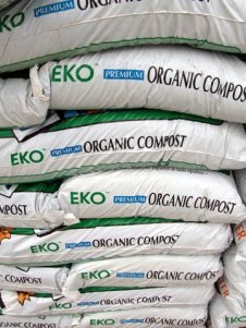 "A ""few"" bags of compost?"