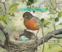 book cover - About Birds