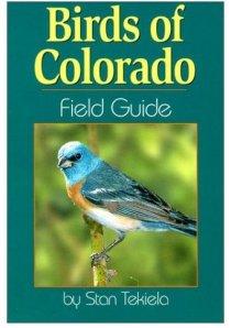 book cover - Birds of Colorado-1