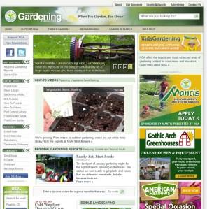 NGA website
