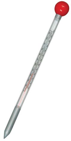 Taking your garden s temperature mountain plover for Soil thermometer
