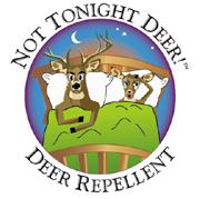 not tonight deer