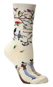 birdwatcher socks