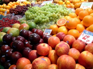 059 fruit @PikeMarSea LAH