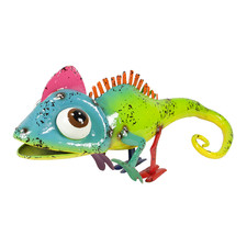 colorfulspeckledmetalspiked-backgeckofigure