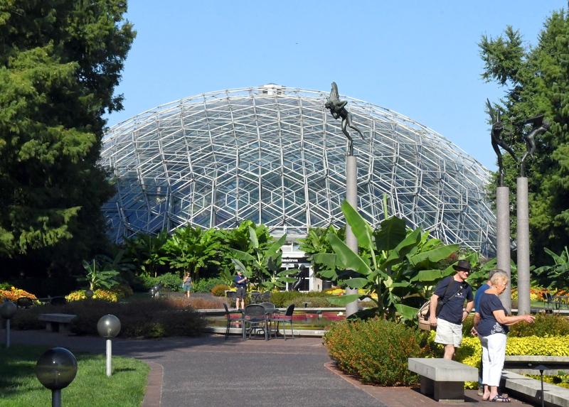 A Visit to Missouri Botanical Gardens | Mountain Plover