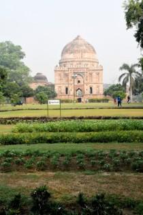 Bara Gumbad_Lodhi Gardens-NewDelhi-India_LAH_9405