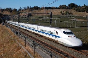 bullet train